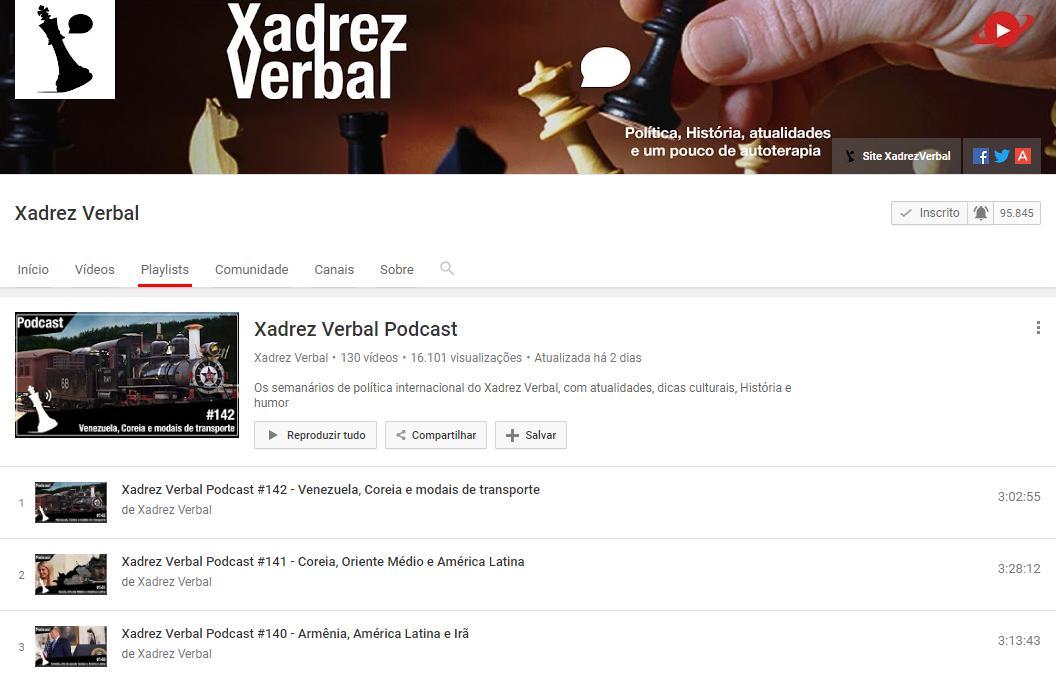 youtube - O que é um podcast? É tipo rádio? Como faço para começar a ouvir?